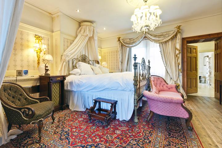 King Suite Second Floor