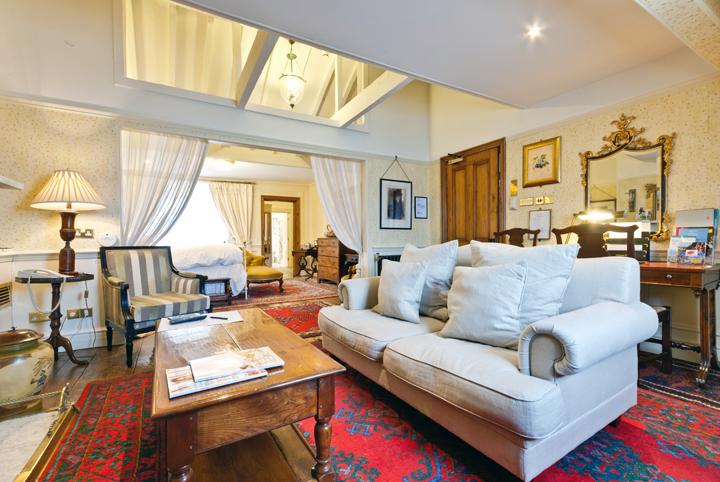 King Suite Third Floor